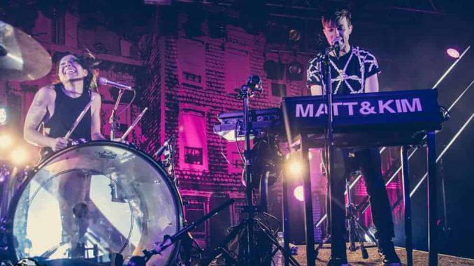 Matt and Kim Concert