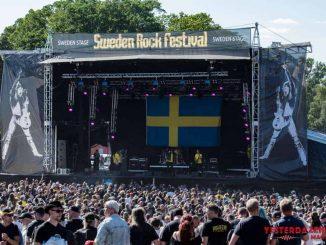 Astral Doors Sweden Rock Festival 2018