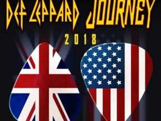 Journey Def Leppard